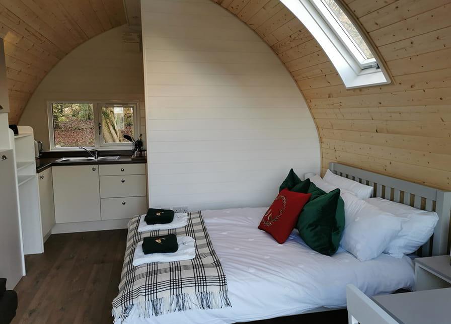 Pod Bed